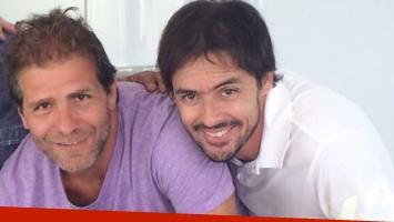 Mariano Closs se quebró en su programa por la muerte de un amigo. Foto: Web