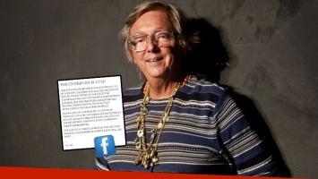 Pepe Cibrián, operado de urgencia por un cáncer de próstata: su fuerte carta de concientización. Foto: Web