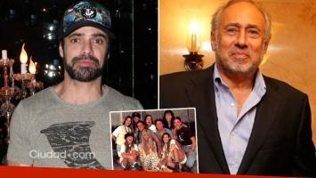 Luciano Castro reveló el consejo de Gustavo Yankelevich que marcó para siempre su carrera. (Foto: Ciudad.com y Web)