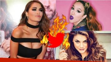 Picantes mensajes de Lali Espósito ¿para Ángela Torres y Natalie Pérez? Foto: Web