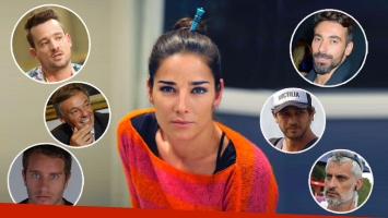 Juana Viale, indignada con sus múltiples versiones de romance. (Foto: Web)