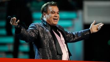 Murió el cantante mexicano Juan Gabriel. Foto: Web