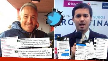 Grave acusación de un reconocido periodista deportivo contra el cronista Maxi  Fourcade. (Foto: Web)