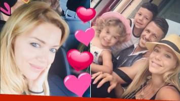¡Familia numerosa! Evangelina Anderson, ¿embarazo confirmado? (Foto: Web)