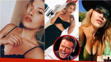 Las fotos más sexies de Michelle Salas, la hija de Luis Miguel. Foto: Instagram