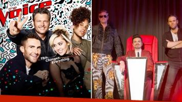 ¡Noche de estreno! The Voice vuelve a la TV en su 11º temporada.