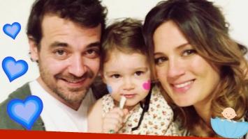 ¡Bienvenido! Nació Baltazar, el hijo de Pedro Alfonso y Paula Chaves. (Foto: Web)