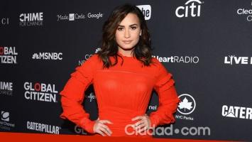 Demi Lovato y una dura confesión sobre su lucha contra la adicción. (Foto: AFP)