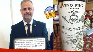El costosísimo autoregalo de cumpleaños que Rial se trajo de España. (Foto: Instagram)