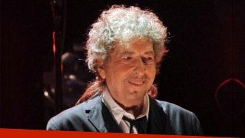¡Sorpresa mundial! Bob Dylan, premio Nobel de Literatura 2016.