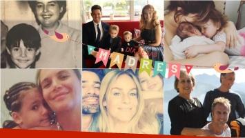 Los tweets y los mensajes en Instagram de los famosos en el Día de la Madre. Foto: Instagram