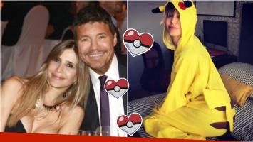 La divertida foto de Guillermina Valdés disfrazada como un Pokémon. Foto: Instagram