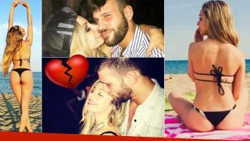 Gisela Bernal se separó de Asael Castañeda y se fue de vacaciones a Barcelona. (Fotos: Instagram)