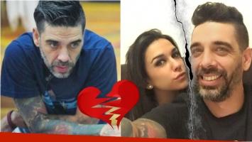 Lucas Tisera anunció su separación de Cinthia Aller. Foto: Web