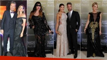 Los 10 mejores looks de los Martín Fierro de la Radio. Foto: Prensa eltrece
