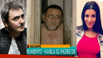 """El papá de Andrea Rincón, tras el """"ninguneo"""" de Eduardo de la Puente a su hija. (Foto: Web)"""
