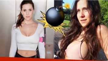 La foto hot de Julieta Camaño a 2 meses de ser madre... ¡en una bikini infartante! Foto: Instagram