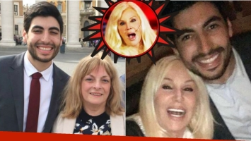 La durísima frase de la madre de Facundo Moyano por los rumores de romance de su hijo con Susana Giménez. Foto: Web