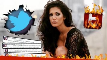 Silvina Escudero y su polémica frase que desató fuertes críticas en Twitter. (Foto: Web)