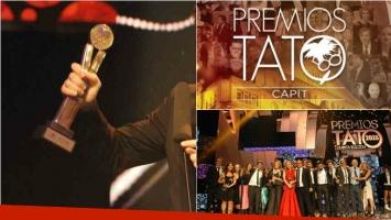 Todos los nominados para los Premios Tato 2016. Foto: Web