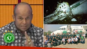 Un vidente brasileño predijo la tragedia del Chapecoense en marzo pasado.