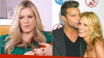 La dolorosa confesión de Rebecca de Alba, la exnovia de Ricky Martin: