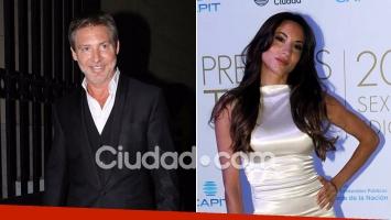 Adrián Suar y el rumor de romance con Magui Bravi. (Foto: Movilpress)