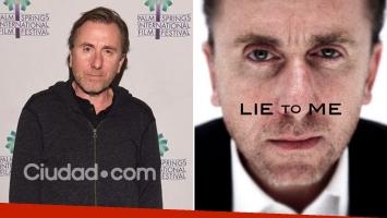 Tim Roth, protagonista de Lie to me, confesó que fue abusado por su abuelo. (Foto: Web)
