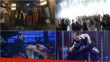 Las mejores fotos de la gran final de Bailando 2016. Fotos: Ideas del sur