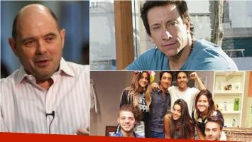 Carlos Rottemberg confirmó la cancelación de El Canasto, la obra en la que actuaba Santiago Vázquez. Foto:  Web