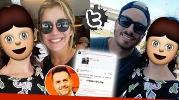 Laurita viajó a Carlos Paz para ver a Fede Bal… ¡y De Brito la mandó al frente en Twitter! (Foto: Web)