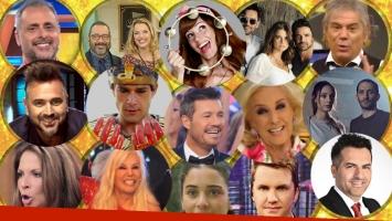 Lo mejor de la tele argentina en 2016: los clásicos inoxidables, las sorpresas y algunas visitas del extranjero. Foto: Web