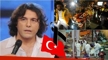 El dolor de Ergün Demir por el atentado a un boliche de Estambul: