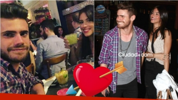 Gastón Soffritti presentó en Instagram a su novia Agustina Agazzani. Foto: Instagram/Ciudad.com