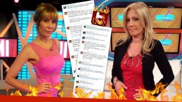 ¡Escándalo total! Furiosa catarata de tweets de Greta Rodríguez contra Roccasalvo, tras ser despedida de Implacables. (Foto: Web)