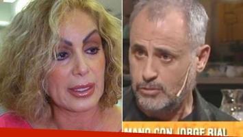 Jorge Rial habló del juicio que Beatriz Salomón le ganó en primera instancia. (Fotos: captura Telefe y archivo Web)