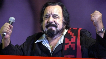 Murió Horacio Guarany: tenía 91 años
