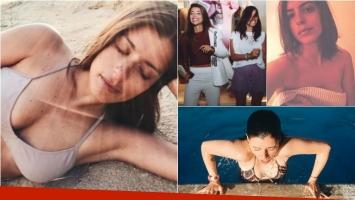 Las fotos más sexies de Marou, la hermana de Calu Rivero. Foto: Instagram