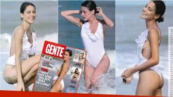 ¡Chica de tapa! Tini Stoessel, más sexy que nunca y enamoradísima. Foto: Revista Gente