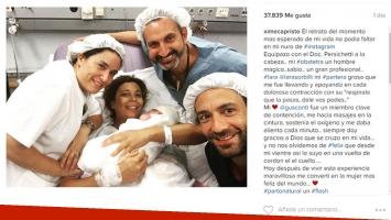 ¡Mamá feliz! La conmovedora carta de Ximena Capristo, tras la llegada de Féliz