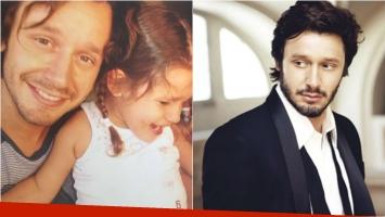 El emotivo recuerdo de Benjamín Vicuña a su hija Blanquita: