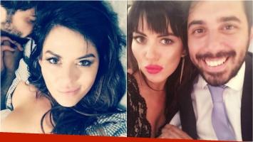 ¡Cómo están! La selfie hot de Karina Jelinek y su novio Albi Czernikowski en la cama: