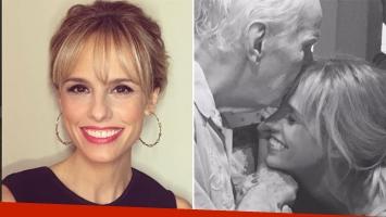 Mariana Fabbiani y el dulce recuerdo de Mariano Mores en su cumpleaños. (Foto: Instagram)