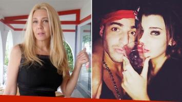 Mariana Nannis, alarmada por el romance de Charlotte y Loan. (Foto: Web)