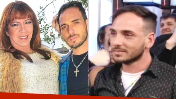 Escándalo con  Federico Nihilo, el novio de Lizy Tagliani. Foto: Web