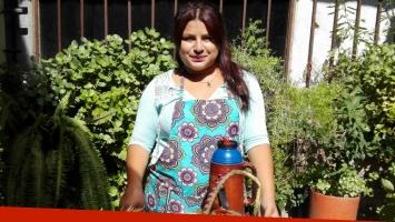 Elba Rodríguez habló del gran sueño de tener una casa para su familia