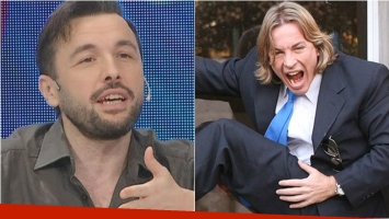 Guido Süller liquidó a Ergün Demir tras compartir temporada teatral. Foto: Web