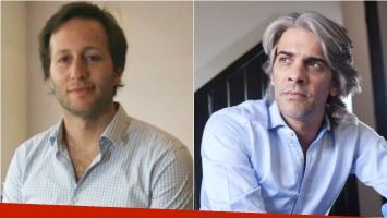 Tomás Yankelevich desmintió a Pablo Echarri: