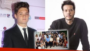 ¡Hijo 'e tigre! Toto Suar debutará en televisión de la mano de Sebastián Ortega