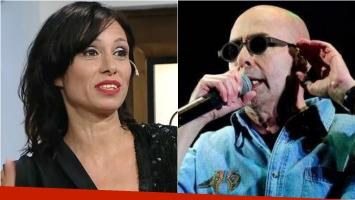 Los duros tweets de Érica García contra el Indio Solari. Foto: Web